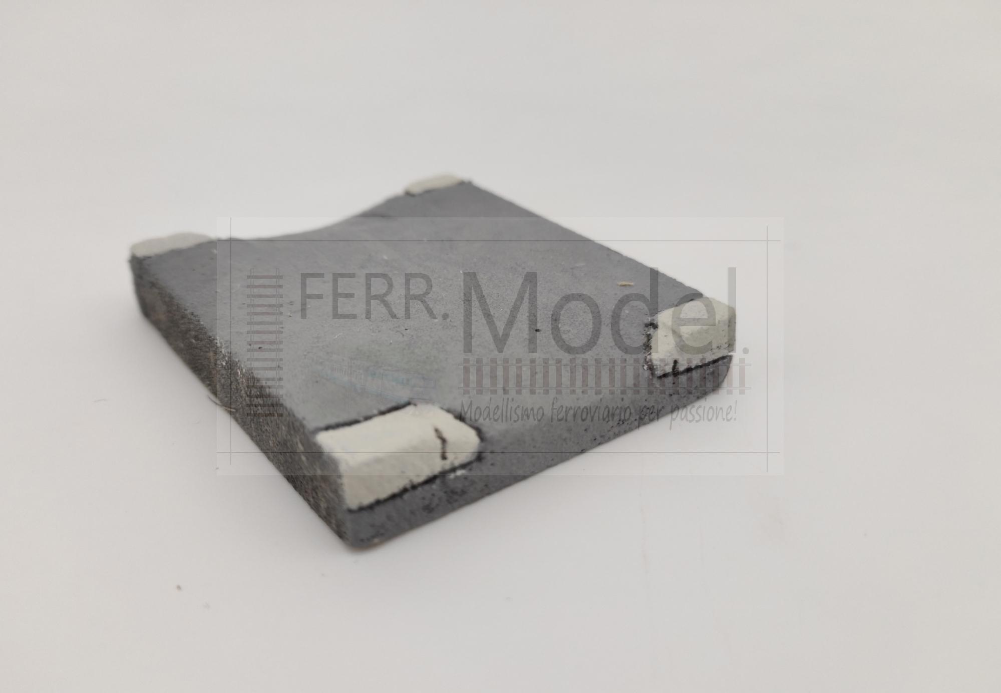 FERRMODEL 110 Tabelle ranghi di velocità FS tipo 4 Scala H0