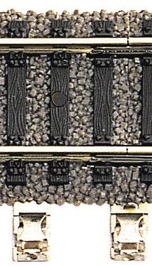 cremagliere FLEISCHMANN 6410 144pz segnali Viti per il fissaggio di binari
