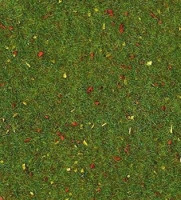 00230 NOCH Tappeto erboso verde scuro cm120x60