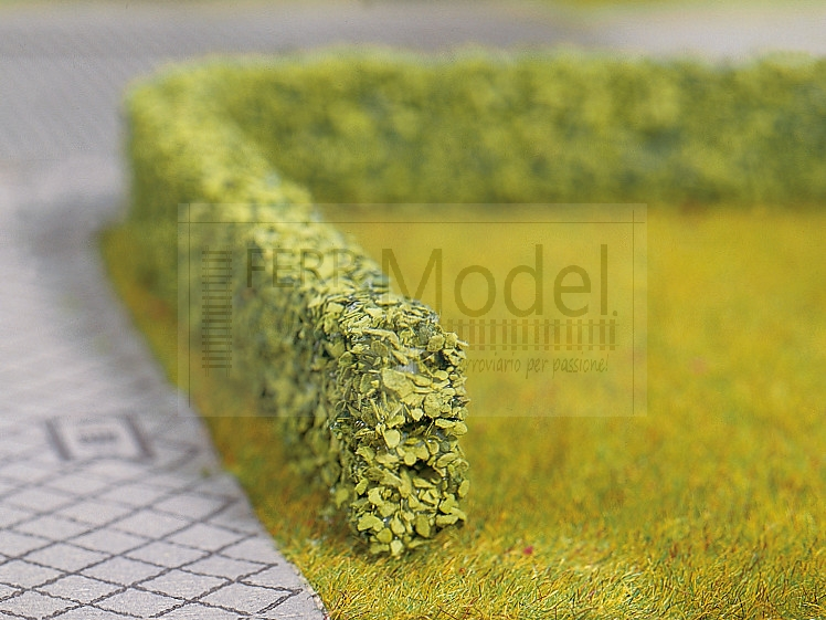 NOCH 21512 lung 50cm Scala H0,TT,N 2 pz Siepi verde chiaro