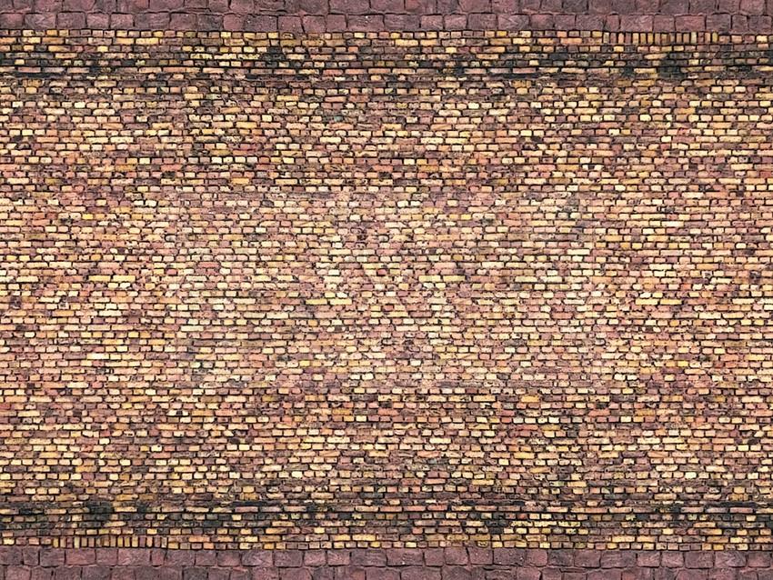 NOCH 56722 H0 Novità Pavimentazione moderna cartoncino in rilievo 3D