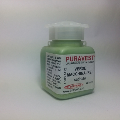 PURAVEST 12461412 - Verde FNM satinato, 25ml